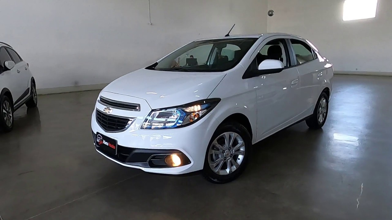 Chevrolet Prisma 1 4 Ltz 2015  Um Voyage Do S U00e9culo 21