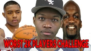 nBA 2K17 REBUILDING WORST PLAYERS IN 2K CHALLENGE  BEST ROOKIE EVER  KOT4Q