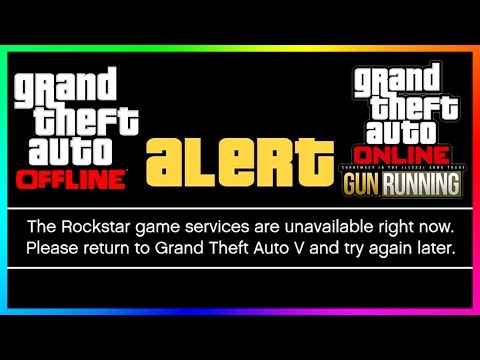 GTA ONLINE SERVERS GO OFFLINE, TRIPLE MONEY PAY FOR GUNRUNNING, AIRCRAFT CARRIER IN FREEMODE & MORE!