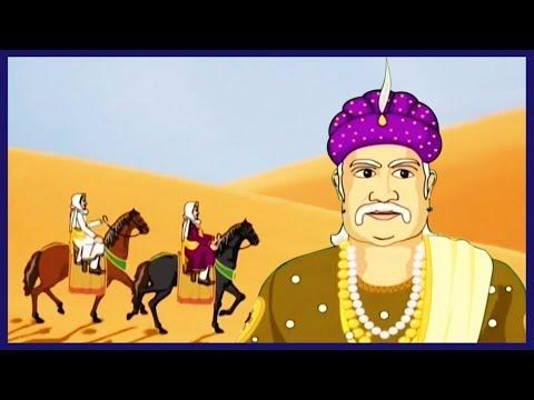 Akbar Birbal Hindi For Kids   Cartoons For Children   Hindi Stories For Kids
