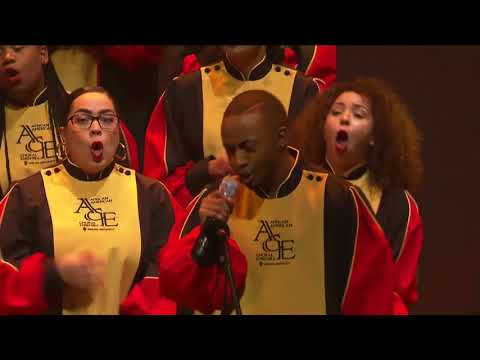 A Performance by IU's African American Choral Ensemble