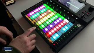 NAMM 2019 - Some Demo Clips with the Akai Force