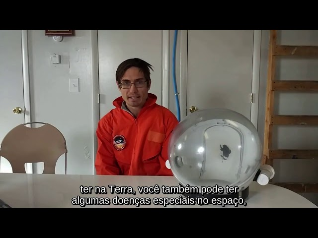 PT Kids2Mars   Russia - Can you get sick in space and if yes, what type of diseases?