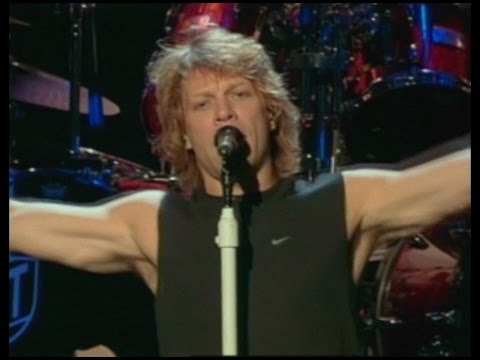 youtube bon jovi hook me up The lead singer of bon jovi, he and his fellow band members (richie sambora, tico torres, david bryan and hugh mcdonald) have shifted huge quantities of i've been cognisant of the fact that relationships have been breaking up around us, but it hasn't made me cling to her or the other way round.