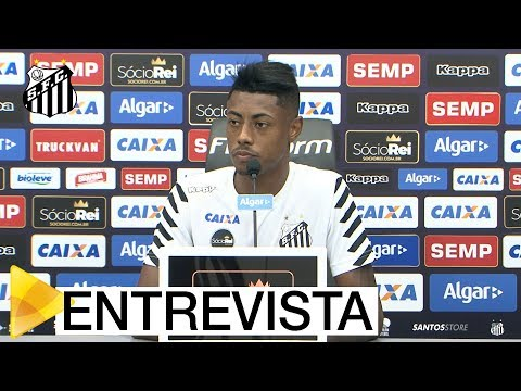 Bruno Henrique | ENTREVISTA (27/10/17)