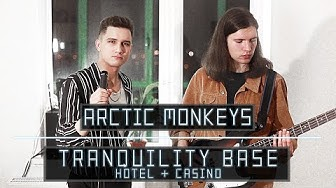 Tranquility Base Hotel & Casino re-created - Arctic Monkeys cover