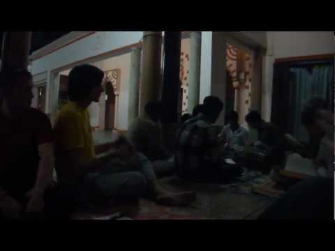 Saturday at Barinath Math