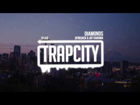 Afrojack & Jay Karama - Diamonds