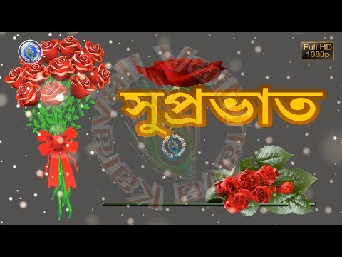 Good Morning Wishes In Bengali, Good Morning Images For Lover, Whatsapp Video Download