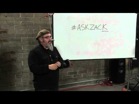 Zack Arias: Introduction & Philosophy of Studio Space