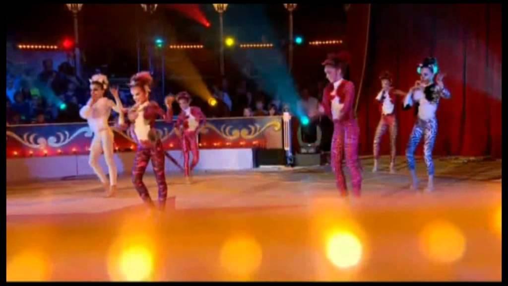 Eurovision Magic Circus Show[edit]