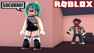 MY NOVIO CYBS ME IN ROBLOX🔪💔