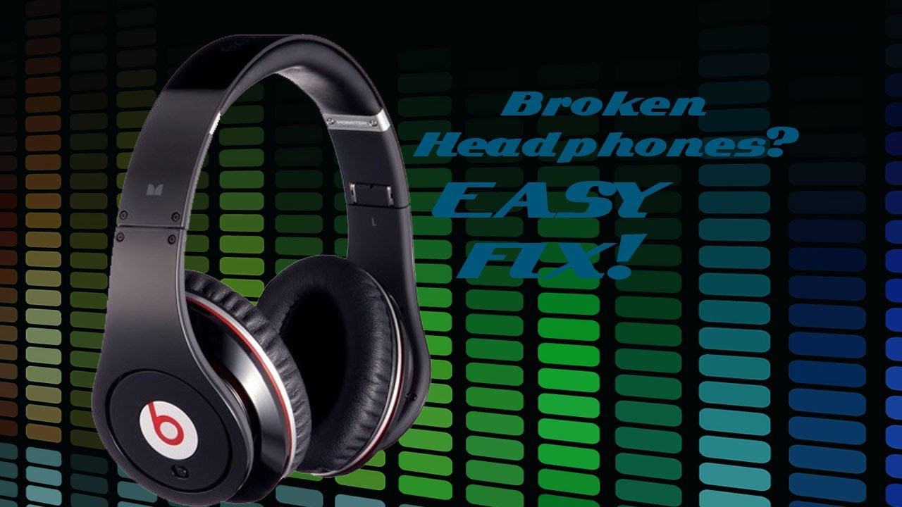 how to fix headphones working in one ear