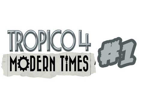 Tropico 4 Modern Times Walkthrough - Mission 1 - State of Emergency