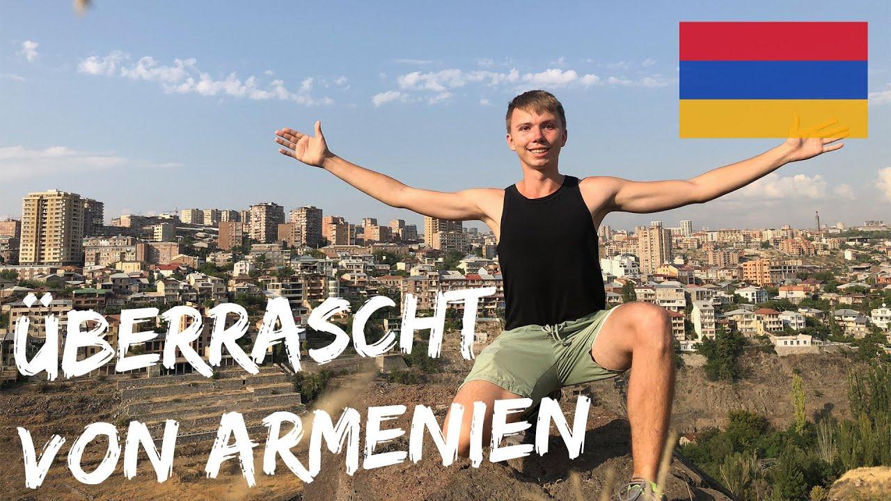 Die Beste Stadt Meiner Weltreise Armenien Youtube