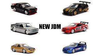 New Castings in JDM Tuners