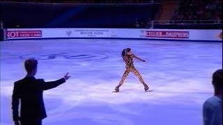 Alina Zagitova European Championships 2018 EXF C