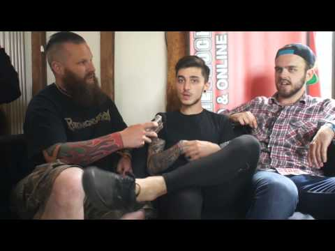 The One Hundred Interview Sonisphere Festival 2014