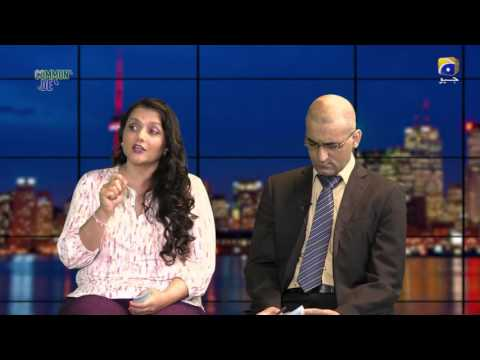 GEO Toronto Community Debate Pakistani Sindhi Community in Canada