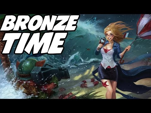 #7 [Bronze Time] - Ho visto cose che voi umani non potete neanche immaginare. -Cit.