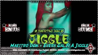 Maestro Don - Every Gal Fi  A Jiggle - April 2014