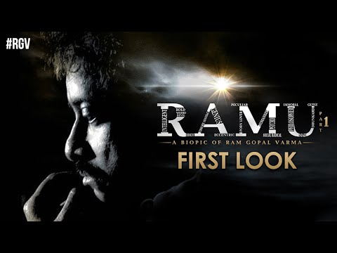 RAMU Motion Poster | A Biopic Of RGV Part- 1 | Ram Gopal Varma | #RGVBiopic | #LatestMovies