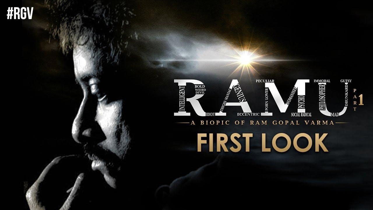 RAMU Motion Poster | A Biopic Of RGV Part- 1 | Ram Gopal Varma | #RGVBiopic | #LatestMovies - YouTube