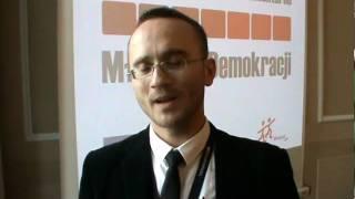 Karol Manys zaprasza na warsztaty Mlodzi w Demokracji