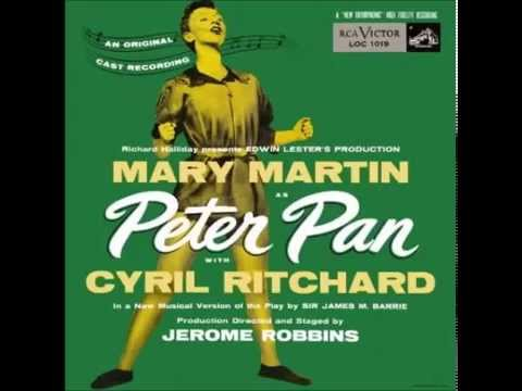 Peter Pan 1954 Musical Full Conductor's Score - Home Sweet Home