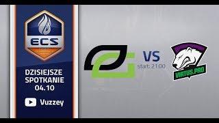 ECS S6 | Virtus.pro vs OpTic | komentuje: vuzzey