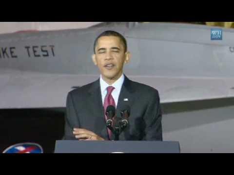 President Obama Announces More Offshore Oil Drilling