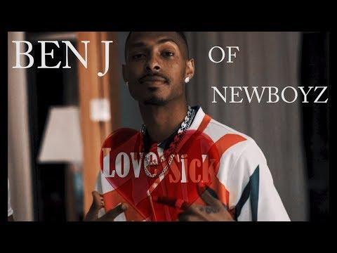 Ben J (New Boyz) -  LOVE SICK (New Single) (2018)