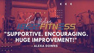 1822 Fitness   Athlete Testimonial   Personal Trainer Joel Molina   Ft. Alexa Downs (Volleyball)