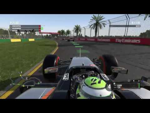 F1 Hulkenberg
