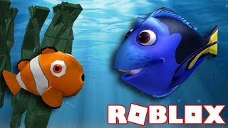 Finding Nemo In Roblox!