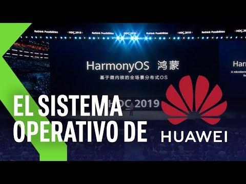HarmonyOS: el sustituto de Huawei para Android es un sistema operativo hasta para COCHES!