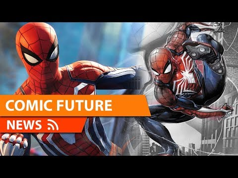 Marvel's Spider-Man Video Game Becomes a Comic Book Series