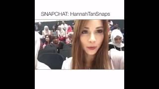 Snapchat: 20 August 2016 (YouMe&Hunny @KLWF2016)