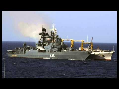 Russia's Northern Fleet Convoy Enters Mediterranean Sea for Naval Mission!