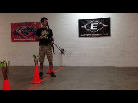 Archery Speed Shoot Samick SKB