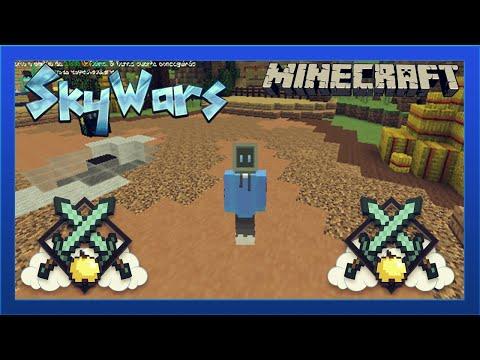 SkyWars - El Campero Y La Sandia - Minecraft