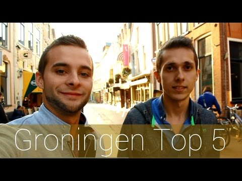 Groningen Top 5 | Travel Guide | Must-sees for your city tour