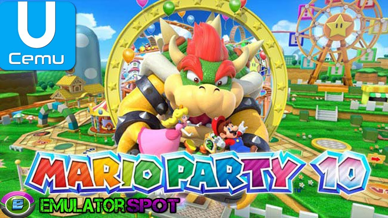 mario party 4 iso file