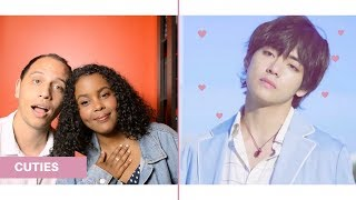 G.C.F in USA REACTION (BTS REACTION)