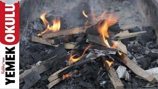 Mangal Nasıl Yakılır? | Mangal