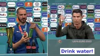 The Coca Cola & Football Saga! ft. Ronaldo, Pogba, Bonucci