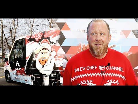Зимний GAZtro Tour известного шеф-повара и популярного телеведущего Константина Ивлева