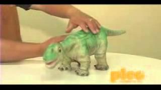 Робот-динозавр Pleo(Купить динозаврика можно здесь: http://podarok.lg.ua/vse_podarki/gaget/robot-dinozavr-pleo-merlin-digital-edition.html., 2013-10-17T18:52:50.000Z)