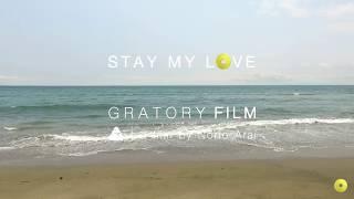 荒井典雄です。 キングコングの西野亮廣さんが歌う、ジャジーな「STAY MY LOVE」に、僕がドローンで撮影した空撮動画を使いPVを制作しました。...
