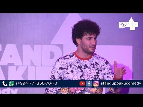 Ülvi Həsənli (Stand UP Baku 12-ci şou)